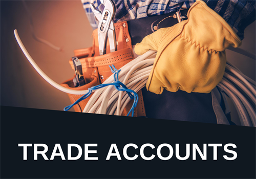 Trade Accounts Available